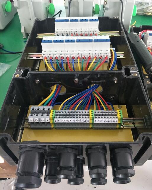 三防配电箱接线图