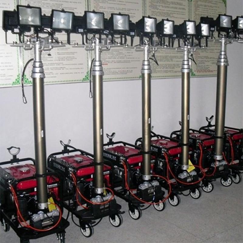 SWF6100大功率全方位自动升降工作灯