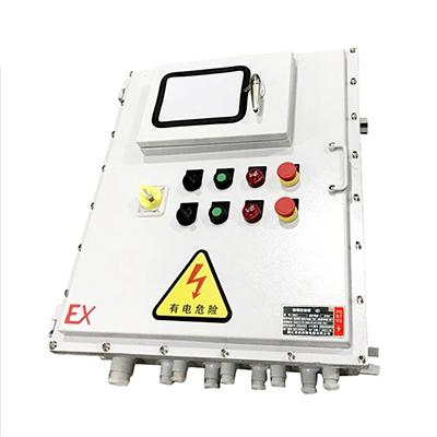 锅炉房防爆仪表控制箱BXM(D)51-4K